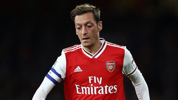 'I'm ready to play!' - Ozil feeling helpless at Arsenal but is sure Emery will pick him again