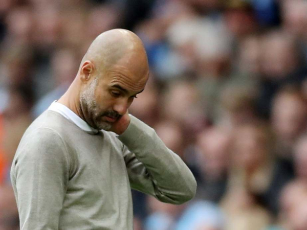 Man City vs Wolves: Pep Guardiola admits his players were nervous during shock defeat