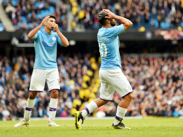 Manchester City vs Wolves: Kevin De Bruynes absence leaves City lacking in creativity in home defeat