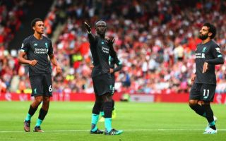Sadio Mane lifts the lid on Mo Salah's reaction following Burnley row