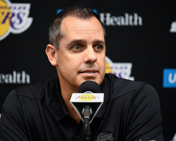 Frank Vogel: Lakers Have 'Two Offensive Monsters' In LeBron James And Anthony Davis, But 'Open Man' Will Be Focal Point