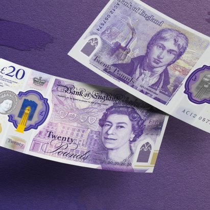 Britain's new £20 note features David Chipperfield's Turner Contemporary