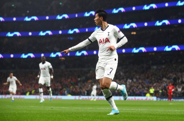 Heung-min Son a doubt for Tottenhams clash with Watford after war-like meeting with North Korea