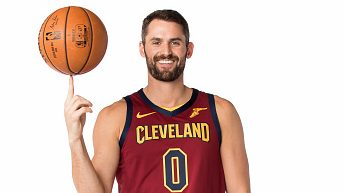 """Kevin Love on Cleveland: """"I do want to be here. I always have"""""""