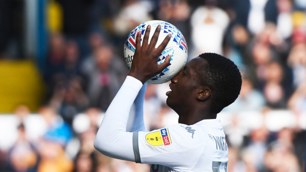 Pearce compares Nketiah's movement to Liverpool star Salah