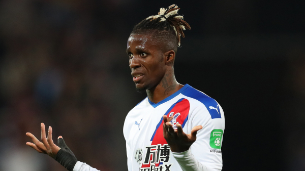 'Chelsea would be the best home for Zaha' – Ex-Palace winger talks up Blues switch