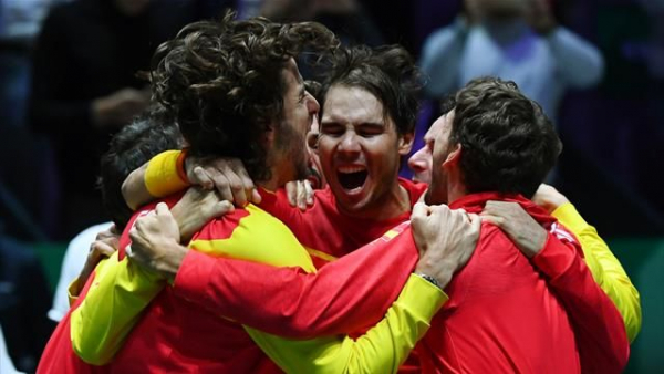 The Beautiful Disaster of Davis Cup