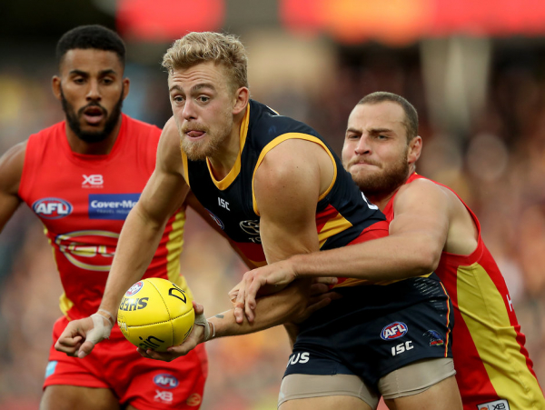 Chasing the Sun: Why former Crow chose to move to Gold Coast