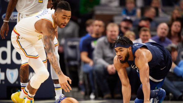 D'Angelo Russell says weather played 'major part' in picking Warriors over Timberwolves