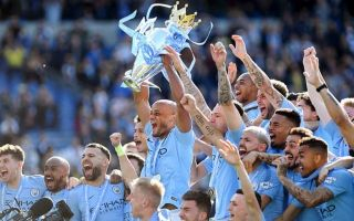 'Worth having scare to spoil their day that little bit' – Kompany on Man City's dramatic final-day title battle with Liverpool