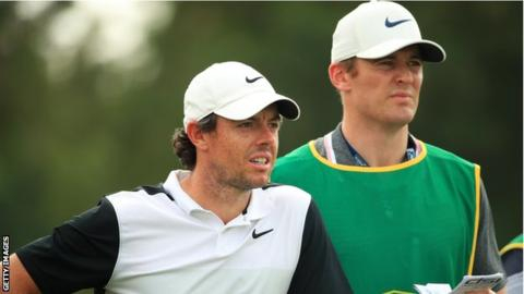 Ex-Ulster fly-half O'Connor to caddie for McIlroy in Dubai