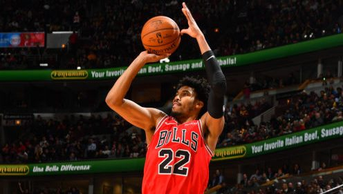 Bulls' Otto Porter Jr out 2 weeks with bone bruise in foot