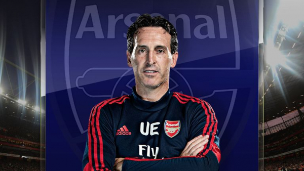 Emery defiant on Arsenal vision