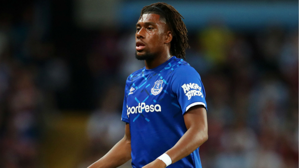 Iwobi's Everton edge past Djenepo's Southampton
