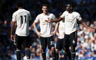 """Manchester United star accused by team-mate of once missing game because he """"didn't fancy it"""""""