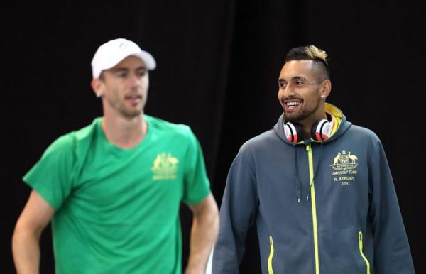 Davis Cup: Australia ready for tough Colombia test