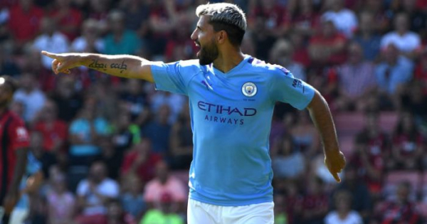 Aguero insists City will 'fight until the end' against Liverpool