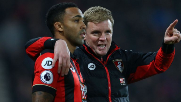 Howe buoyed by 'steely' Bournemouth