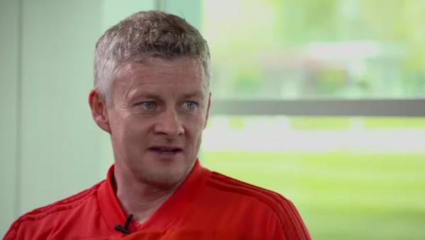 'They enjoyed themselves': Solskjaer praises Man United after Brighton win