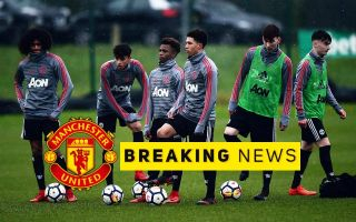 Talks this week: Manchester United confident of keeping transfer-linked star with pay rise offer