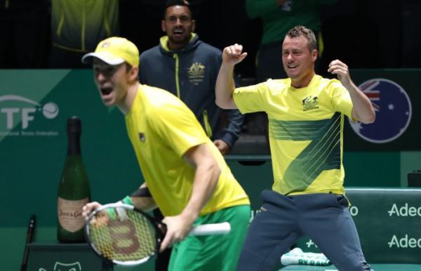 Davis Cup: Australia ready for Belgium challenge
