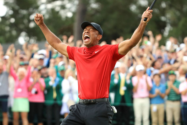 Tiger Woods' Awesome 2019 in Review