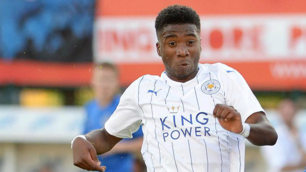 Competing against Maddison is not easy at Leicester City – Leshabela