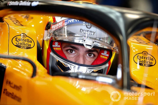 """Sainz says there is """"nowhere"""" to look beyond McLaren for 2021"""