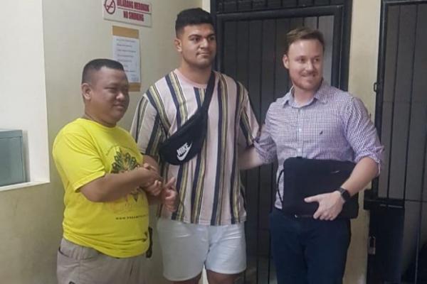 Brisbane Broncos star David Fifita released from Bali jail