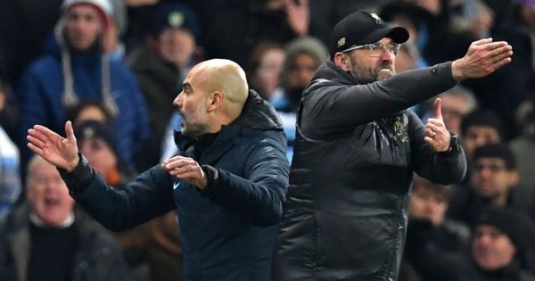 Carragher pinpoints why Liverpool, Man City 'cannot stand each other'