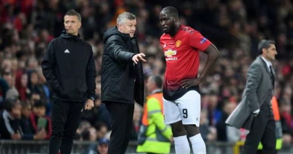 Lukaku claims Solskjaer 'wanted to keep' him at Man Utd
