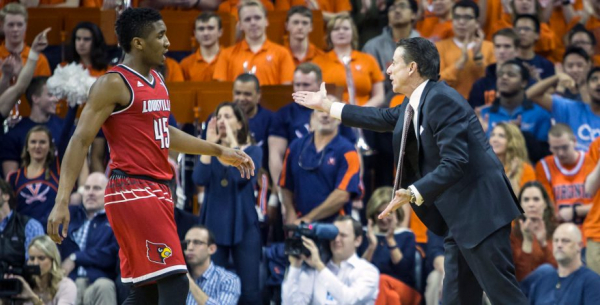 Rick Pitino says he tried to convince Knicks to draft Donovan Mitchell