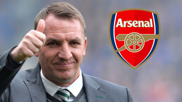 'Arsenal paid £72m for Pepe, so spend £40m on Rodgers' – Merson sees Leicester boss as the answer