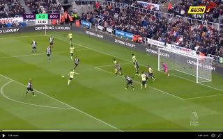 Video: Liverpool loanee Harry Wilson's fine finish for Bournemouth vs Newcastle