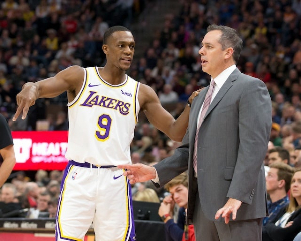 Lakers News: Frank Vogel Praises Energy And Effort In Second Game Of Back-To-Back Situation Against Jazz
