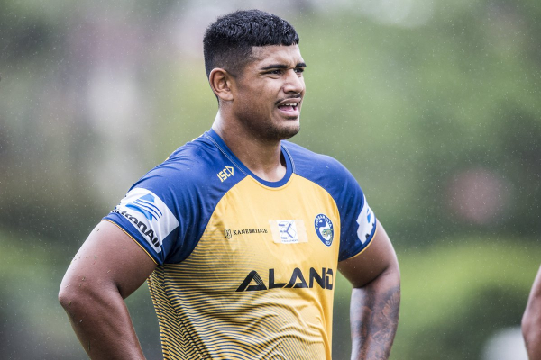 Eels young bopper Kaufusi signs extended and upgraded deal with club