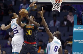 Trae Young scores 30 points, Hawks beat Hornets 122-107