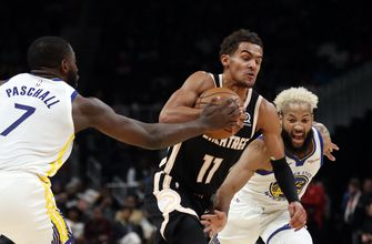Young helps Hawks snap 10-game skid in win over Golden State
