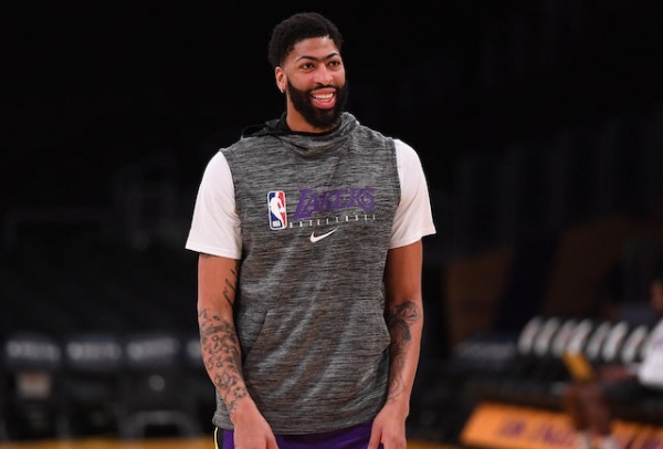 Lakers Injury Update: Anthony Davis Progressing Toward Return To Practice, But Recovery Will Not Be Rushed