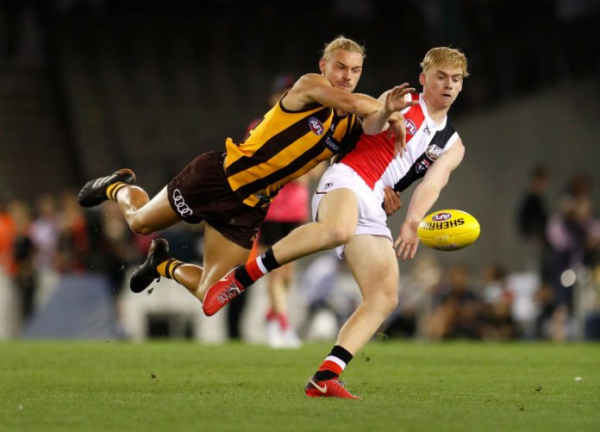 Hawks and Saints to play off for Bushfire relief