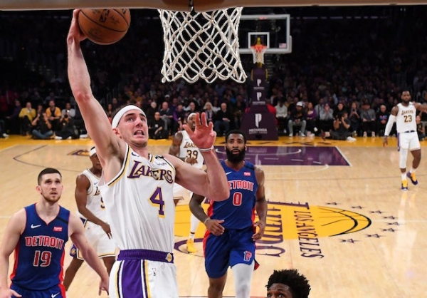 2020 NBA All-Star Game Fan Voting: Alex Caruso Moves Past Stephen Curry, Russell Westbrook