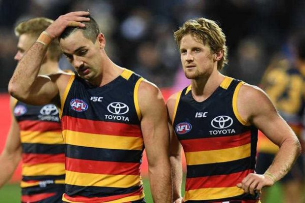 No room for Tex among Crows leaders