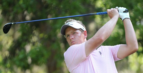 Former Ryder Cup Star Luke Donald To Join U.S. Davis Cup Captain Mardy Fish's Golf Fundraiser