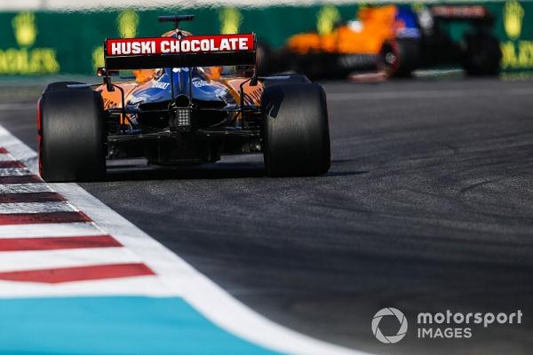 Norris 'lets slip' McLaren F1 car launch date