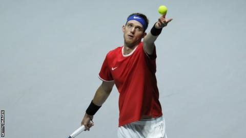 Nicolas Jarry: Chilean suspended after testing positive at Davis Cup