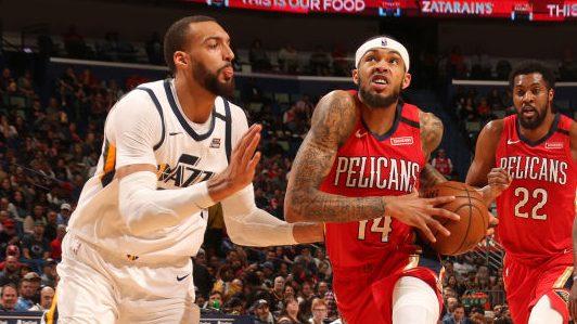 Brandon Ingram drops career-high 49, Pelicans end Jazz 10-game win streak in wild finish