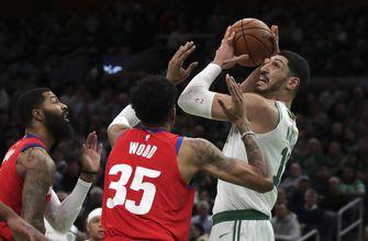 Sekou Doumbouya scores 24, Pistons down Celtics 116-103