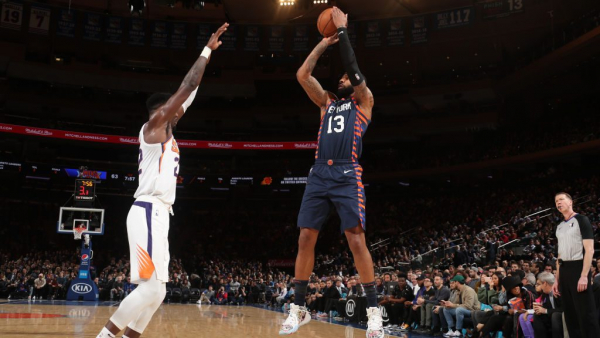 Knicks' Marcus Morris after 23-point loss to Suns: 'We were a better team'