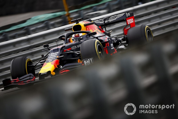 Red Bull wants to get back to dominating F1 - Verstappen