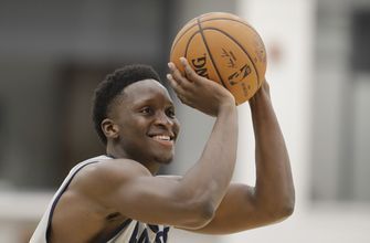 Pacers' Oladipo set for 1st game after recovery from injury